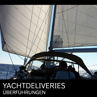 Yachtdeliveries-Ueberfuehrungen